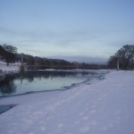The Spey in winter