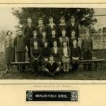 Abelour Public School 1938