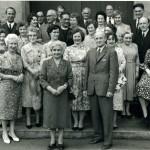 Aberlour Orphanage School Staff Presentation to Miss McDonald