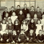 School Photograph circa 1900