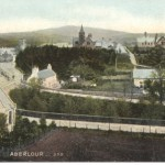 aberlour west end from distillery