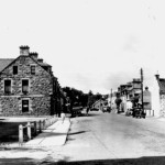 high street looking south 1950