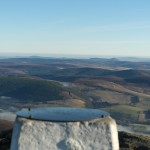 View from Ben Rinnes