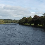 River Spey from Victoria Bridge